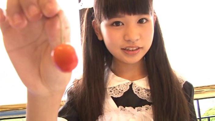 つぶつぶいちご「野村苺花」メイドチェリー