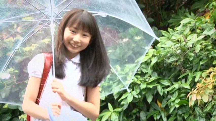 うららんらん♪ 「ゆずき麗」ランドセルと傘